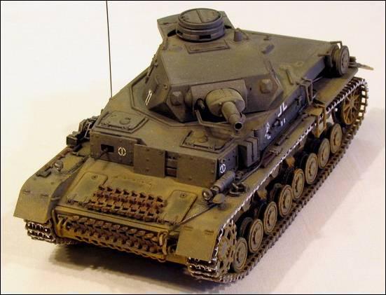Танк Pz. IV D